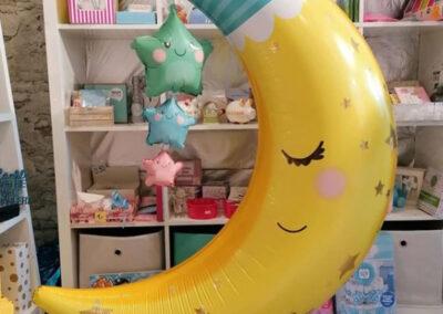 Ballons im Ballon und personalisiert