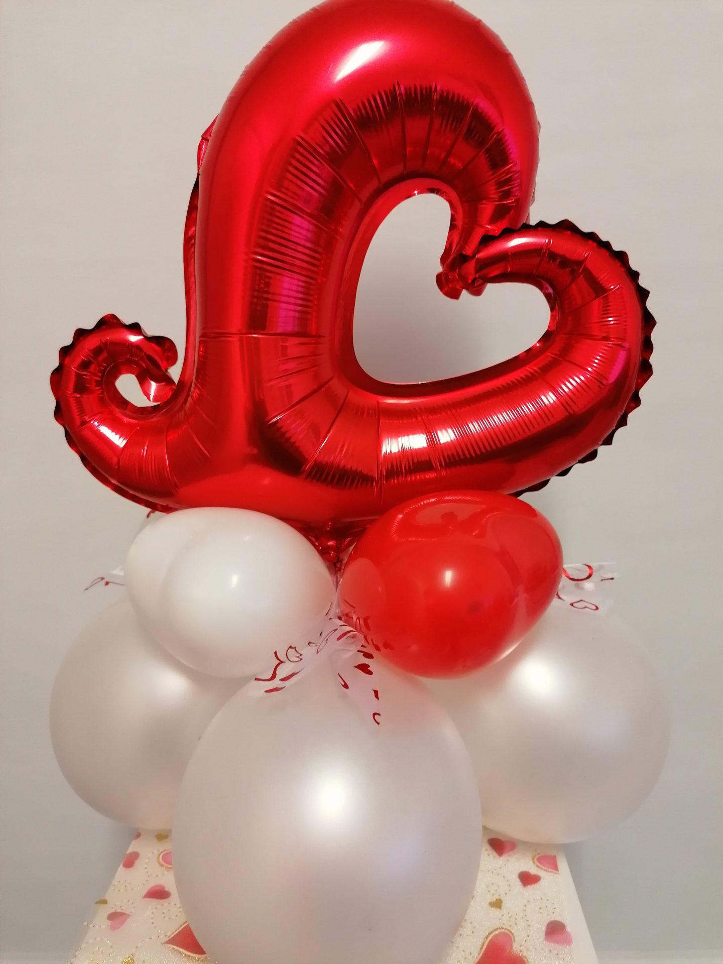 Folienballon hochzeit von Feste Feiern in Leverkusen